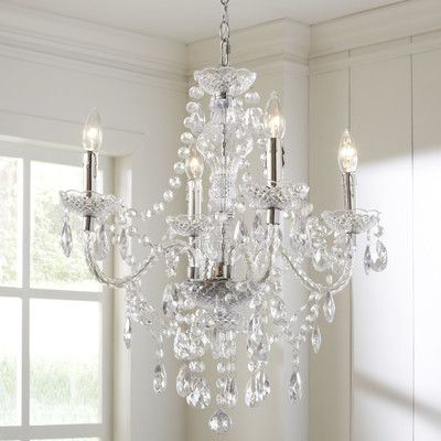 You'll love the 4 Light Ice Palace Mini Chandelier at Wayfair - Great Deals on all Lighting  products with Free Shipping on most stuff, even the big stuff.