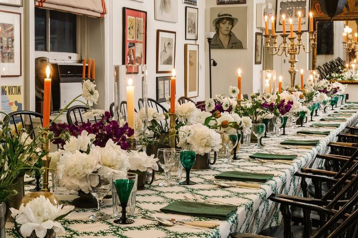 British interiors master Ben Pentreath celebrates the launch of his new book with a sophisticated fête at New York's Institute of Classical Architecture and Art