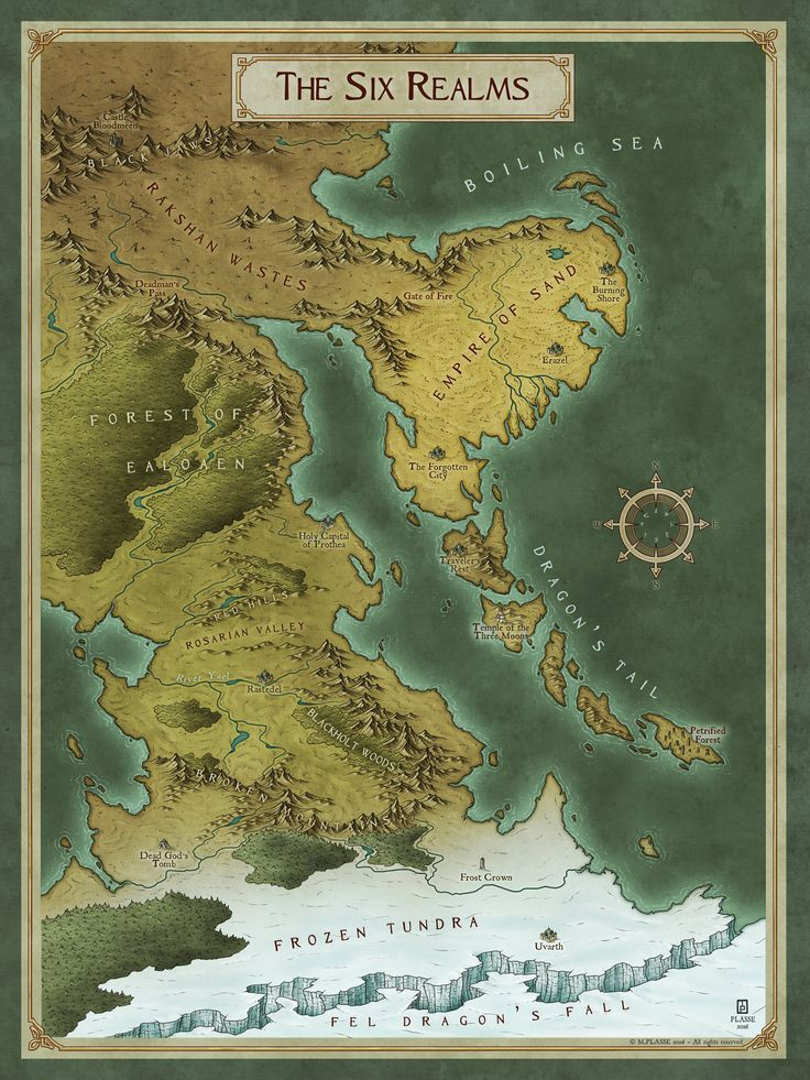 Map Usa Game%0A The   Realms map cartography   Create your own roleplaying game material w   RPG Bard