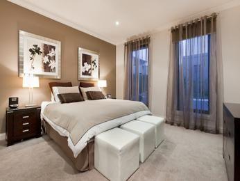 Grey bedroom design idea from a real Australian home - Bedroom photo 292909