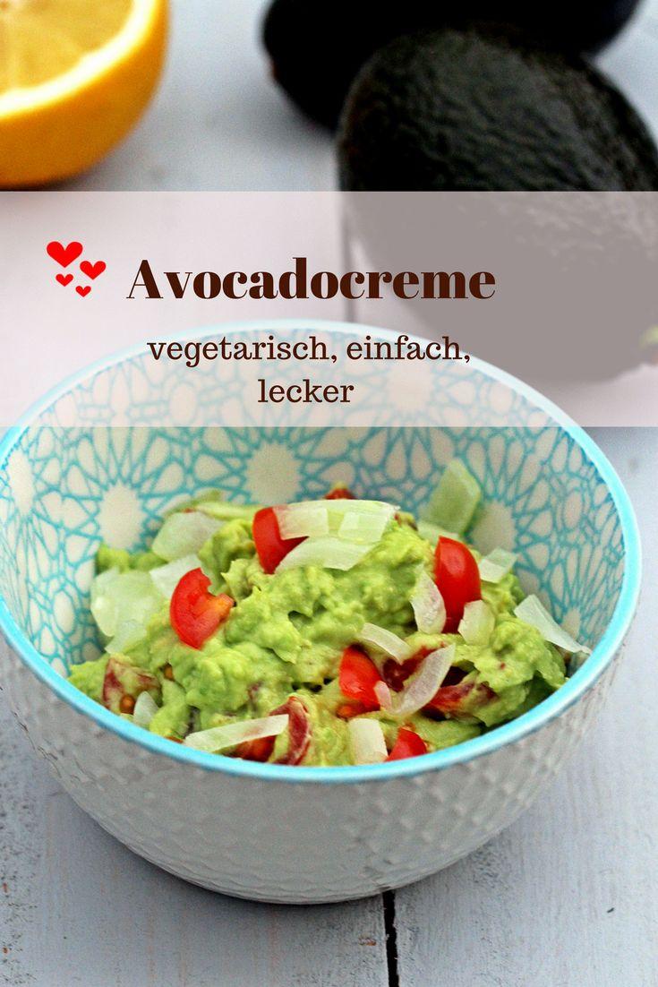 Ich liebe Avocadocreme über alles! Diese leckere Guacamole ist mit warmen Zwiebeln. Sieh dir jetzt das Rezept für den Dip an: