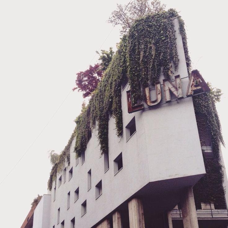 Luna. #architecture at #VenturaLambrate