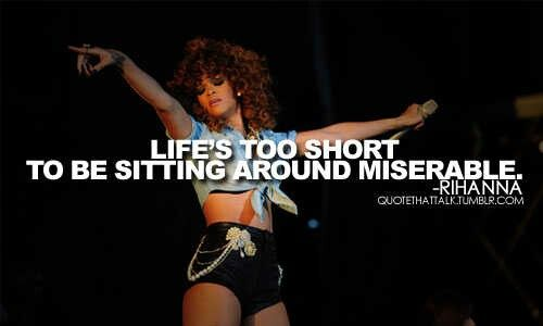 Rihanna Lyric Quotes Tumblr