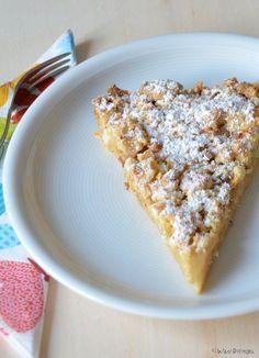 Saftiger Apfelkuchen mit Streuseln http://wildepeperoni.de/wordpress/saftiger-apfelkuchen-mit-streuseln/