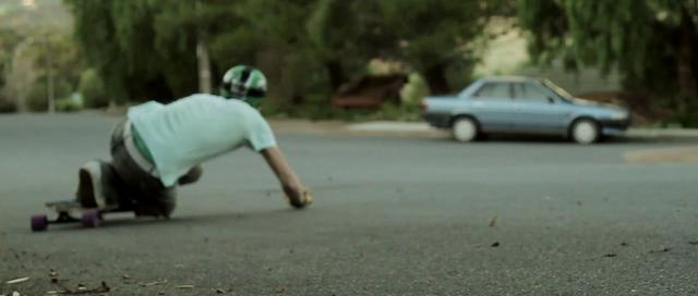 Longboarding: Slide by Benjamin Dowie. This is a short longboard film I recently produced. The idea behind it was to marry some slow motion longboard sliding to a 'glitch' track and mash it all up to the beat. I wanted the images and audio to become one. Also wanted to try some super slow shots and see how far I could push optical flow.