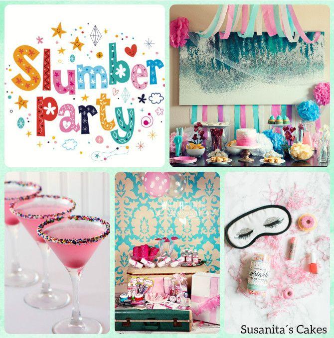 Una Slumber Party Pijamada No Solo Es Para Ni 241 As