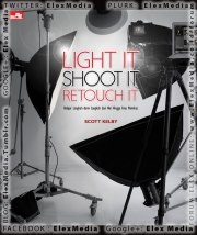 Buku fotografi karya fotografer kenamaan, Scott Kelby!     Tidak hanya menguraikan mengenai teknis memotret, tapi bagaimana memoles hasil foto langkah demil langkah agar semakin sempurna, termasuk sejumlah peralatan yang digunakan dalam sesi pemotretannya.    LIGHT IT, SHOOT IT, RETOUCH IT ; Harga: Rp. 150.000