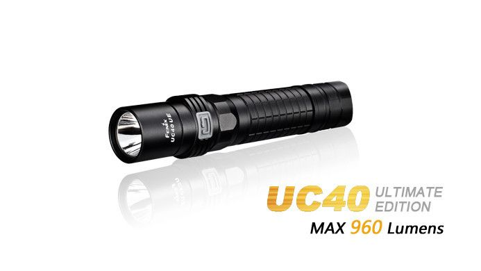 With the latest CREE XM-L2 U2 LED, large capacity 3400mAh rechargeable battery and max 960-lumen output, the UC40 (Ultimate Edition) offers the best performance in the industry with a single cell and LED. Positive side switching on the head means total control of this long reaching light built to answer the call for years to come.  #hidcanada
