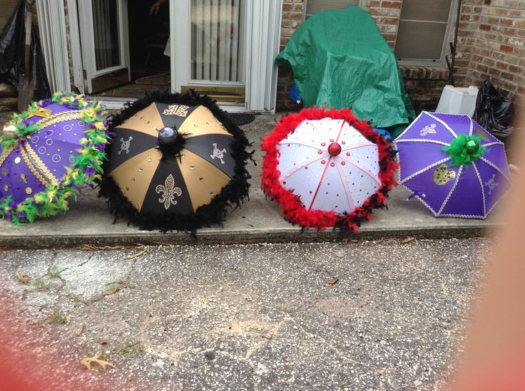 17 Best Images About Second Line Parades Umbrellas On