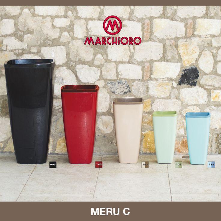 #MERUC  Collezione Tang  #marchioro #lineagarden