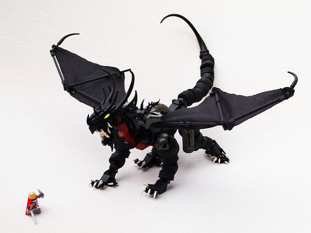 One Mighty Fine Dragon