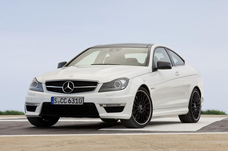 2014 Mercedes C Class Coupe Picture