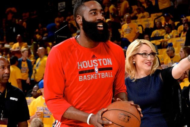 James Harden Reportedly Offered $200 Million Contract by Adidas