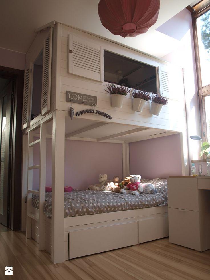 Łóżko-domek - zdjęcie od ekobracia - Pokój dziecka - ekobracia