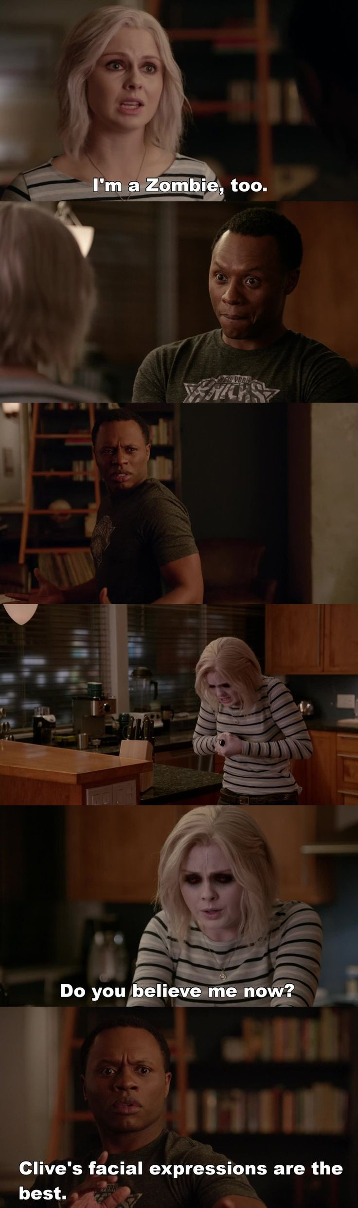 TVShow Time - iZombie S02E18 - Deadbeat