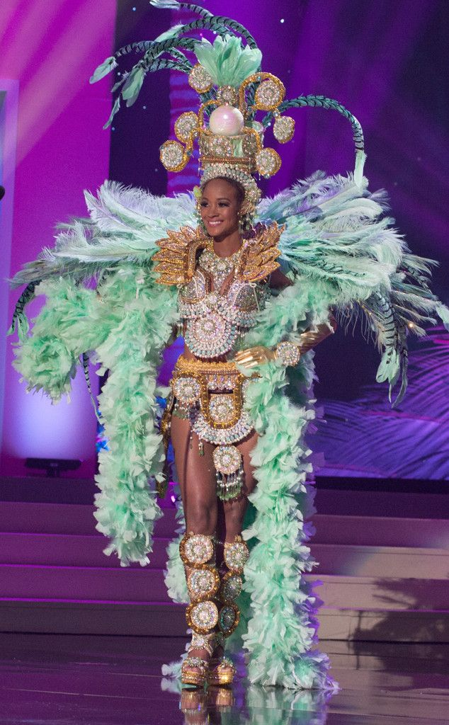 Miss Panama from 2014 Miss Universe National Costume Show | E! Online