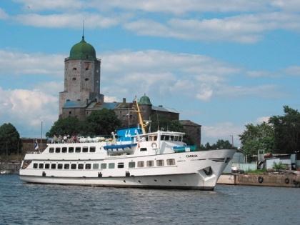 Vyborg-info. Official (?) tourist website for Vyborg