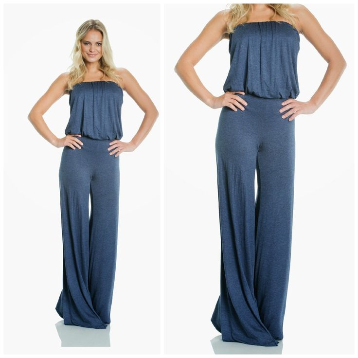 45 best ideas about jumpsuits on Pinterest | Palazzo jumpsuit ...