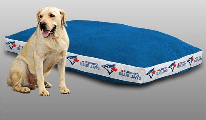 Toronto Blue Jays MLB Sports Logo Pet Bed
