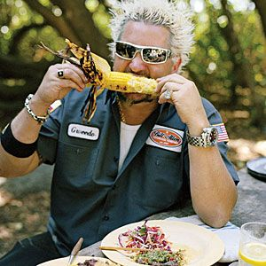 Chefs' favorite camping food | Guy Fieri takes camp cooking seriously | Sunset.com