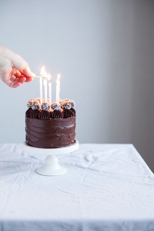 Image via We Heart It #cake #chocolate #desserts #food #sweets