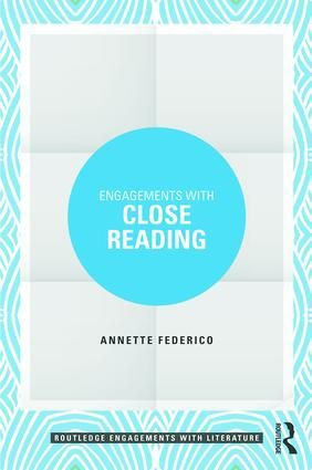 Engagements with Close Reading (Paperback) - Routledge