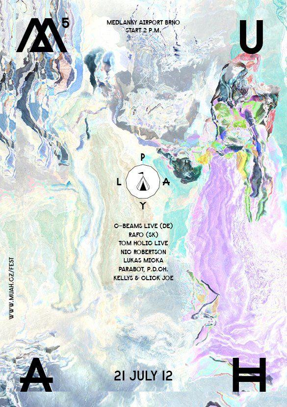 vía oculto:  MUAH! FESTIVAL ed. 5 by Anymade Studio