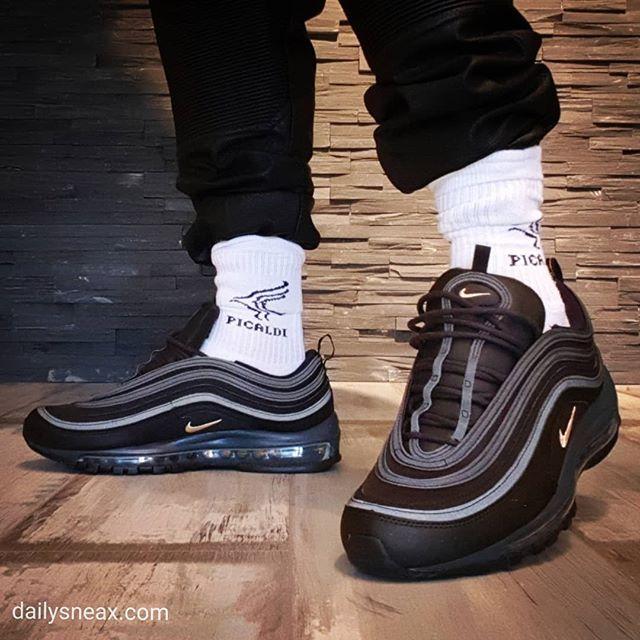 Nike Air Max 97 QS Sneaker Blau F400 | Streetstyle