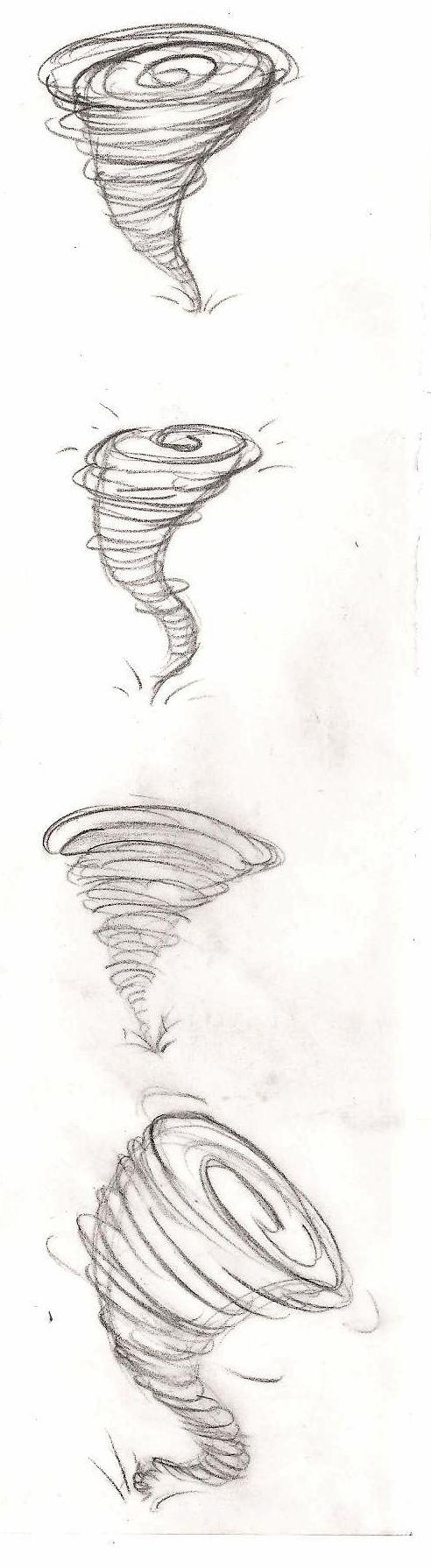 Tornado Tattoo by ~Metacharis on deviantART