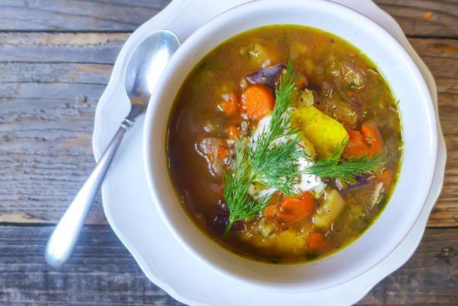 Golden Borscht | Broths, Soups & Stews | Pinterest | Beet ...
