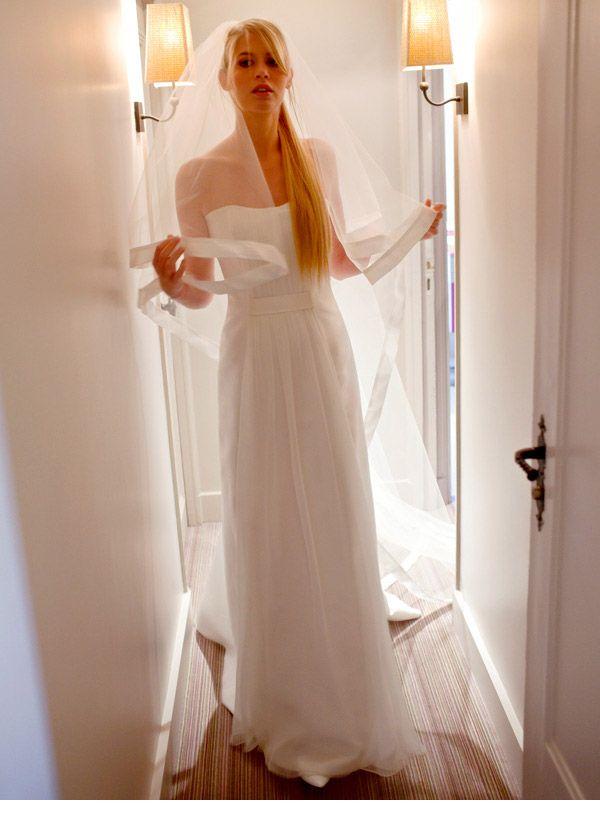 Robes de mariées Olivier Portais