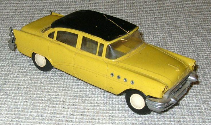 729 best images about model dealer promo kits on for 1955 buick roadmaster 4 door