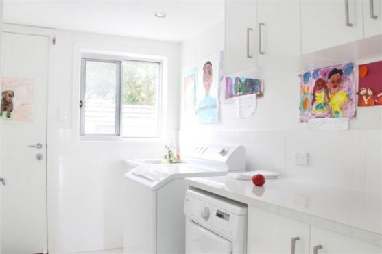Laundry Design Ideas by Millennium Building Services