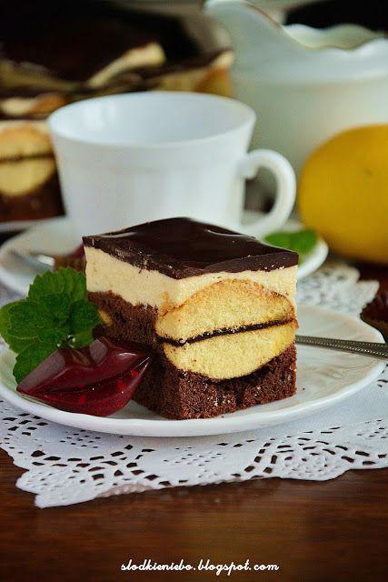 Słodkie niebo: Ciasto Usta Adama