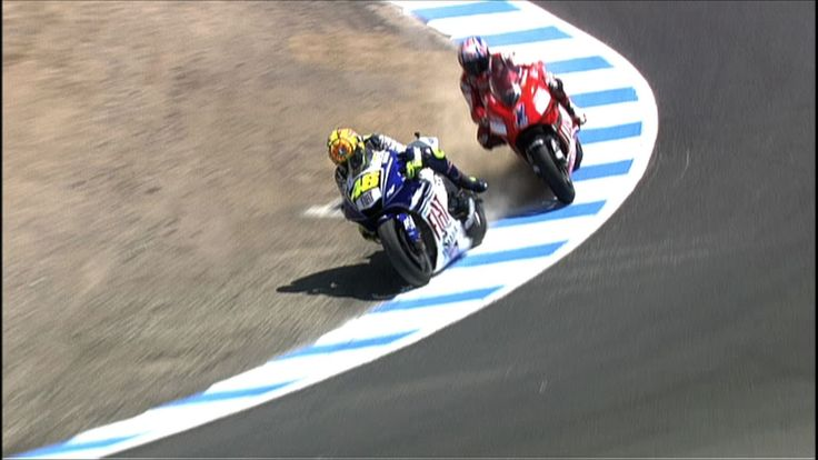 World Champion Profile -- Valentino Rossi #LefthandersIntl - http://Left-handersInternational.com
