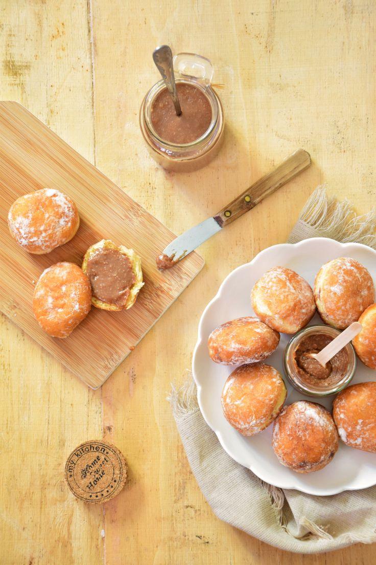 Pâte à tartiner à la noix de coco façon Bounty ®