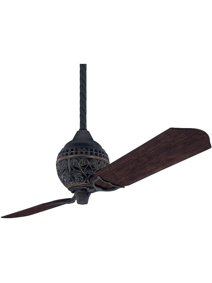 "Vintage Ceiling Fans. Hunter 1886 Limited Edition 60"" Ceiling Fan In Midas Black With 2 Blades"