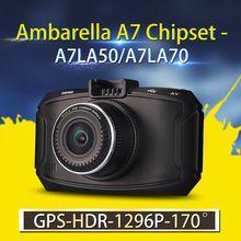 Ambarella A7 Автомобильный ВИДЕОРЕГИСТРАТОР GS90C/GS90A/G90 Автомобильный Камера 1296 P HD DVR Рекордер Даш Cam GPS Logger ночного Видения OV4689 Датчик Видеокамера //Цена: $59 руб. & Бесплатная доставка //  #electronic #device