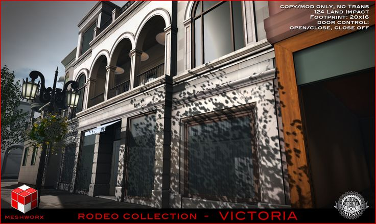 https://flic.kr/p/PfJAAm | MESHWORX NEW Rodeo Collection Store [ The Victoria ] |  MESHWORX  Newest Rodeo Collection store The Victoria @DRAFTSMAN Event NOW!!
