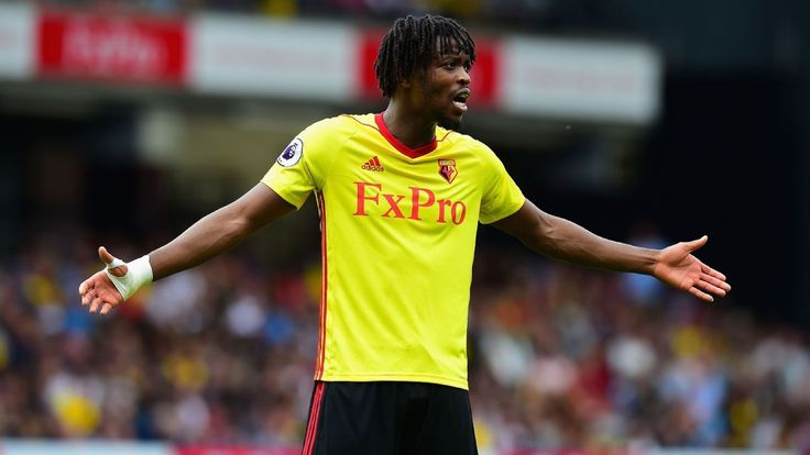 Watford's Nathaniel Chalobah to have knee surgery after training injury