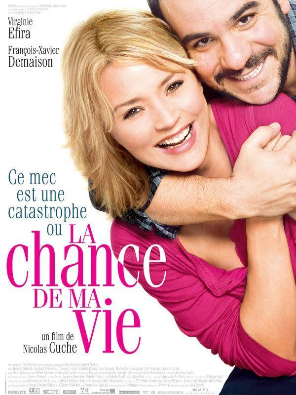 La chance de ma vie est un film franco-belge réalisé en 2010 par Nicolas Cuche, présenté le 5 novembre 2010. Julien Monnier a un sérieux problème. Il a beau être un conseiller conjugal brillant, il n'arrive pas à garder une femme dans sa vie plus de deux semaines. Et pour cause, depuis son plus jeune âge, Julien porte la poisse à toutes les femmes qui s'éprennent de lui. Mais pas une petite poisse. De celles qui vous envoient à l'hôpital plusieurs fois par semaines,