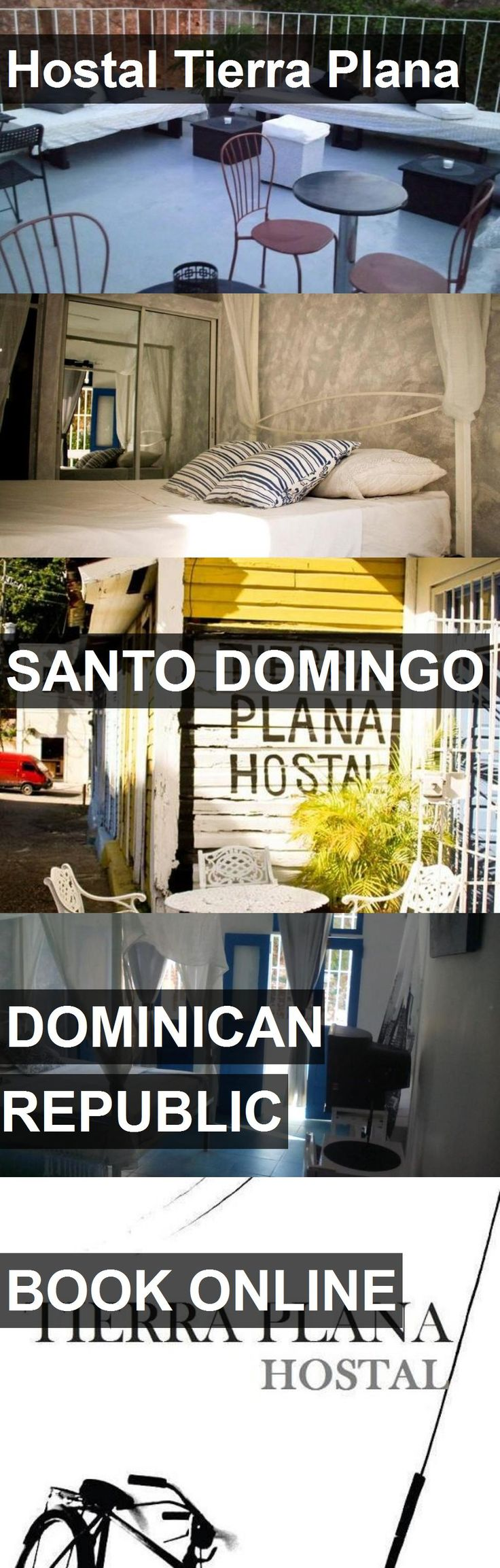 Hotel Hostal Tierra Plana in Santo Domingo, Dominican Republic. For more information, photos, reviews and best prices please follow the link. #DominicanRepublic #SantoDomingo #travel #vacation #hotel