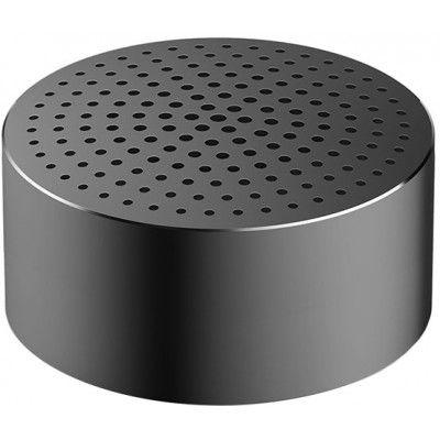 Bluetooth колонка портативная Xiaomi Mi Portable Round Box (Черная)