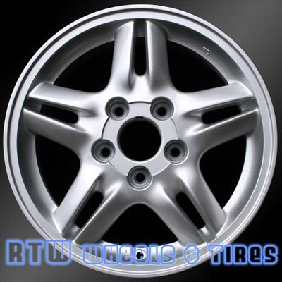 Honda Crv Wheels For Sale 1997 2001 Silver 63768 Honda