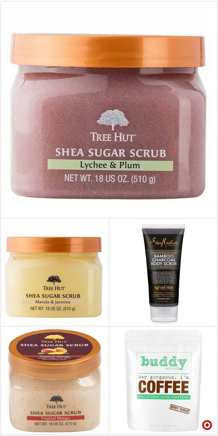 Shop Target for body scrubs you will love at great low
