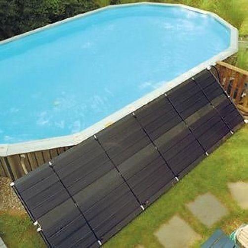 Solar Pool Heater - EcoSaver 30