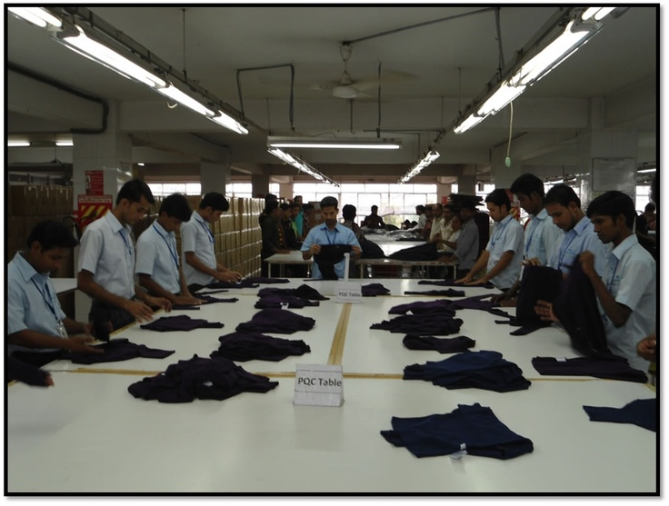 Quality Inspection in Bangladesh