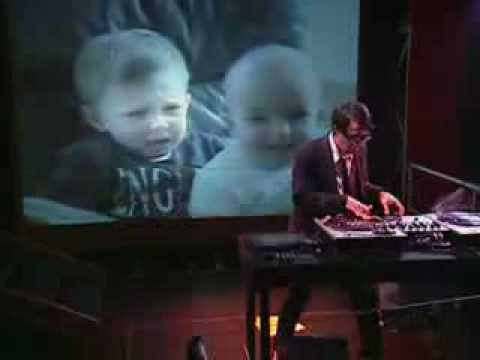 DJ Mike Relm - Charlie Bit Me Remix ( youtube live ) - YouTube