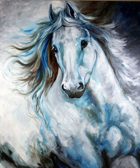 Horse art from the web