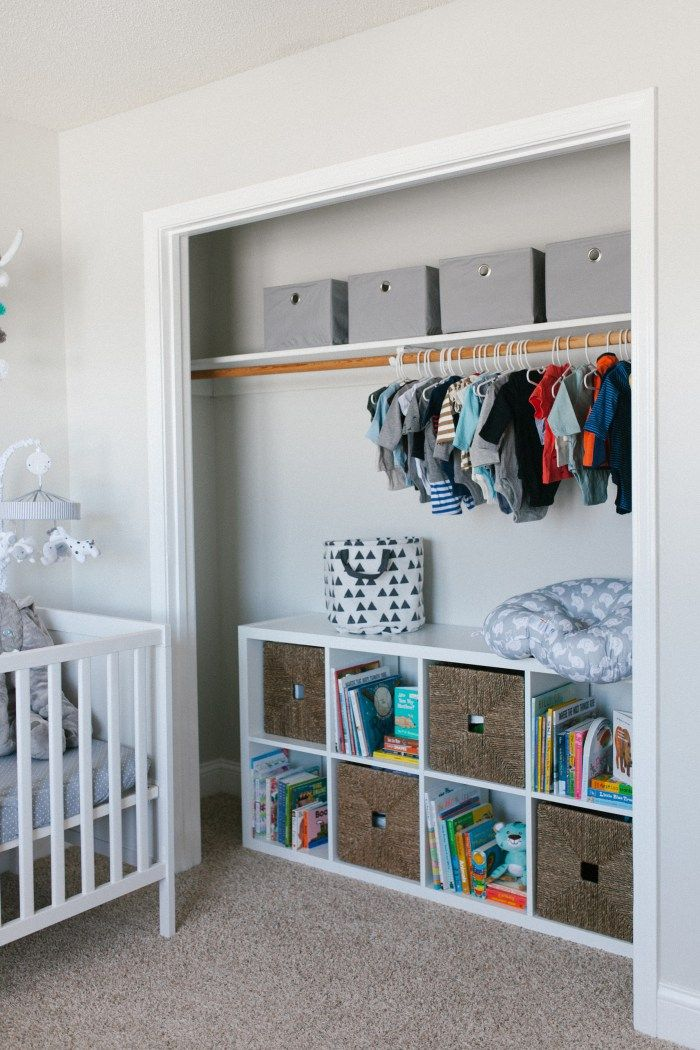 Best 25 Nursery Closet Organization Ideas On Pinterest Baby Closet Organization Baby Closet